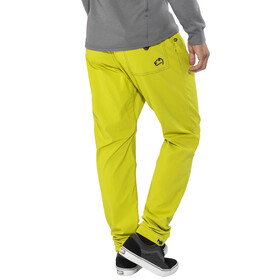 E9 Montone - Pantalon long Homme - jaune
